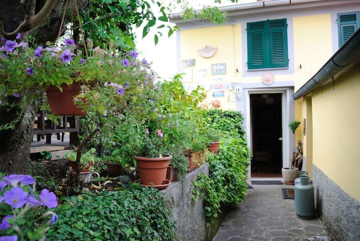 Casetta/Maisonette Cinque terre. - Bracelli - Hus