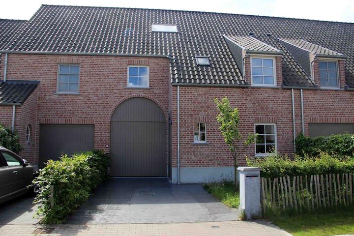 Charmante pastorijwoning - Jabbeke - Haus