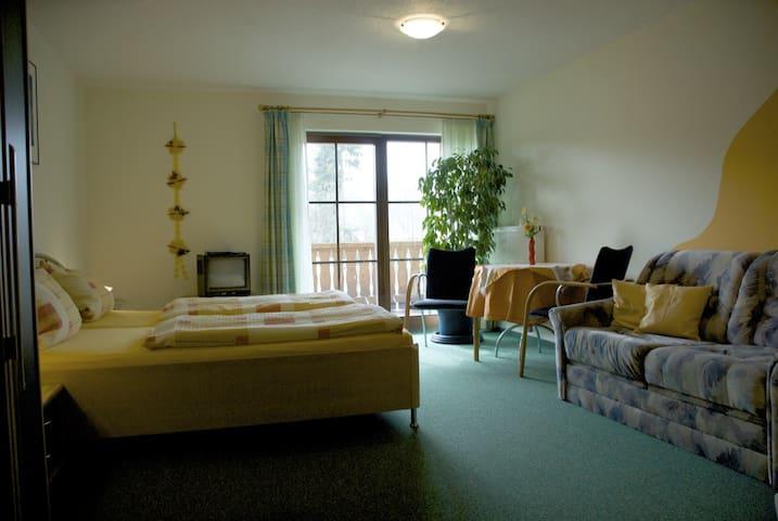 Gästezimmer, + reichhaltiges, regionales Frühstück - Fladungen - Pension