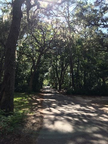 2 bedroom mother-in-law near UF - Gainesville - Appartement