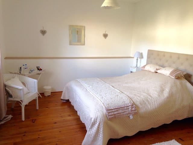 Double room amidst the vineyards - Saint-Magne-de-Castillon