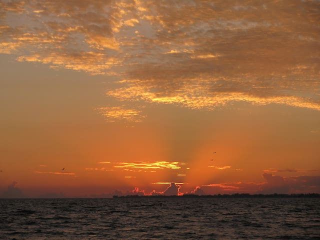 Fantastic location, Sun and sand at Riptide Condo - Fort Myers Beach - Кондоминиум