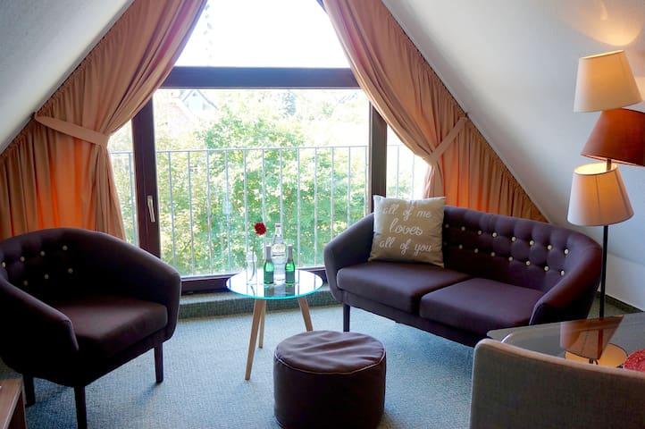 31* Freundliche Wohnung-Strandnah  - 韋寧格斯特-布拉德魯普(Wenningstedt-Braderup) - 公寓
