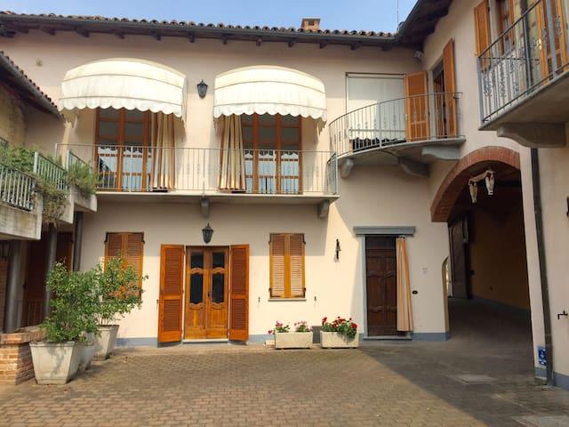 Double room in Monferrato - Grazzano Badoglio