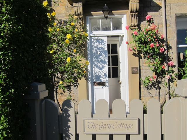The Grey Cottage, Goose Green, Gullane - Gullane - Huis