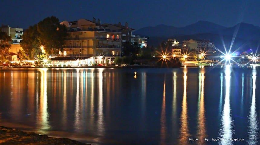 Hotel Lefkadi - Evia - Oda + Kahvaltı
