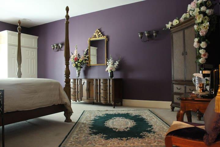 Henderson House B&B Family Suite - Bethel - Bed & Breakfast