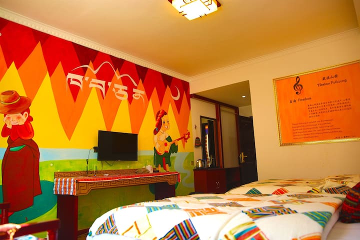 Arro Jiuzhai Tibetan Culture Inn - Aba - Villa
