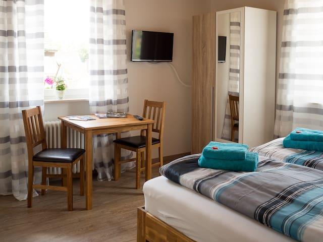 Zimmer 3 Doppelzimmer in Nussdorf - Überlingen - Hus