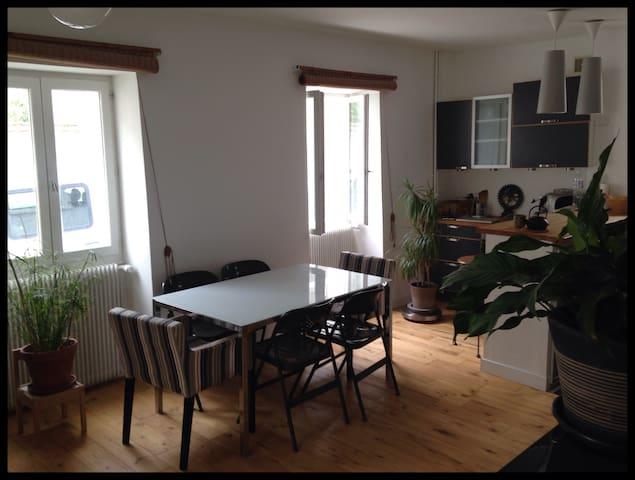 Maison au calme proche Paris - Hardricourt - Hus