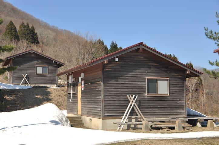 Small Cabin in Owl Forest - Miyazu - Dům