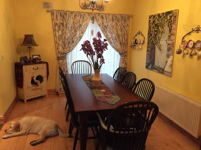 old worldly retreat by the lake - Mountshannon - Hus