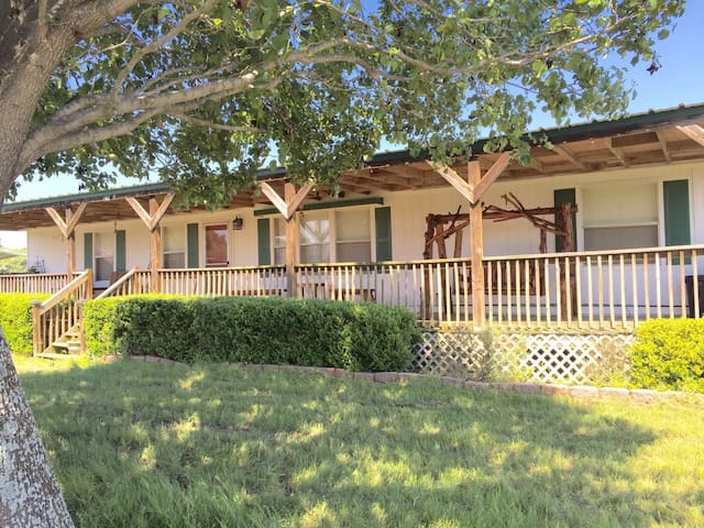 Ranch House in Texas - Kaufman - Casa