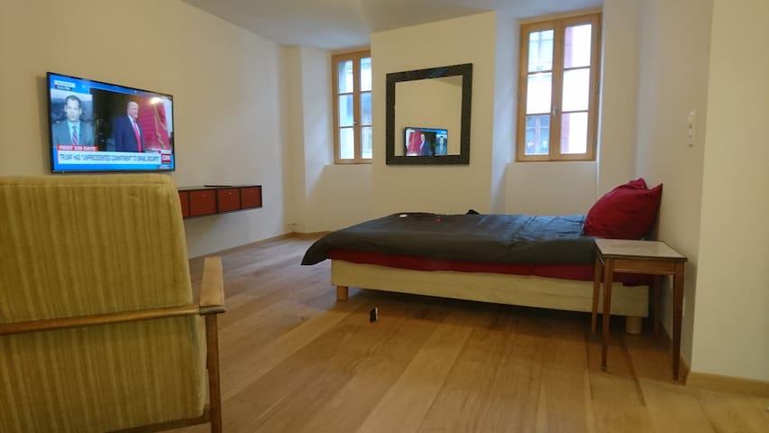 appartement St-Maurice, - Saint-Maurice - Apartamento