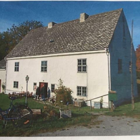 Langska huset, fint hus från 1700- - Visby - Ev