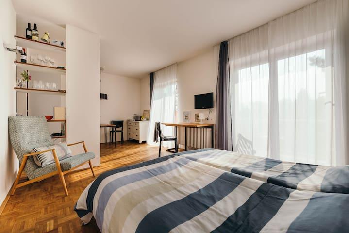 Apartment 45 - Lindau - Lägenhet