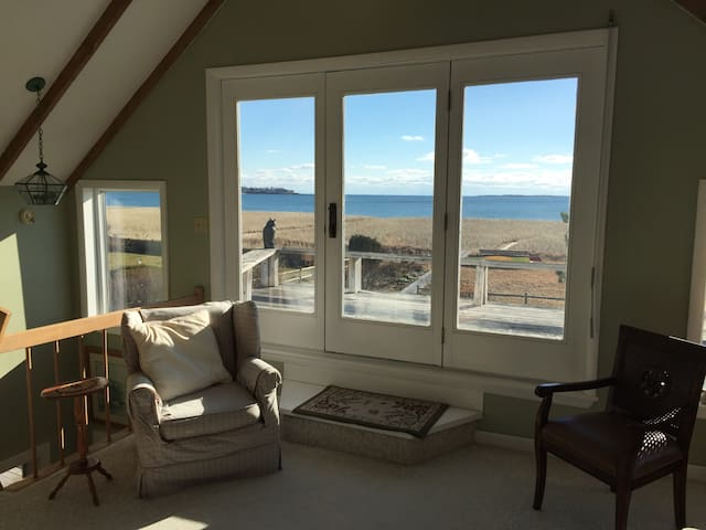 Ocean Front Beach House-3 BR - Scarborough