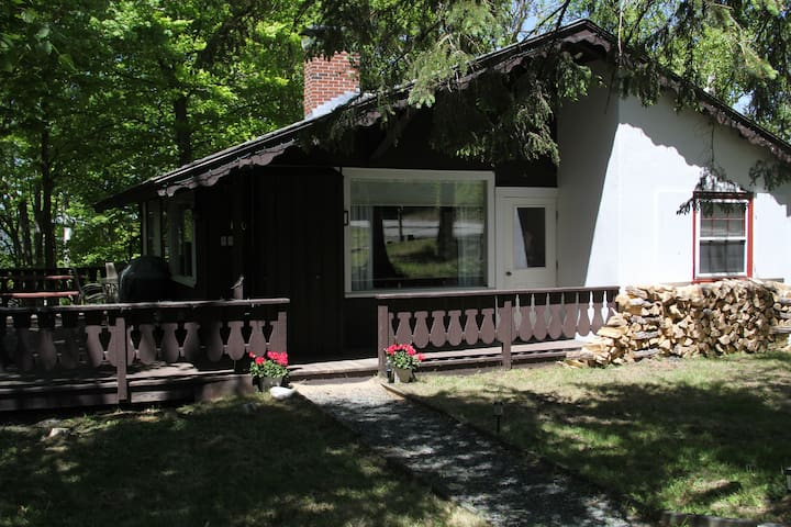 Mittersill Chalet in Franconia NH - Franconia - Chalet