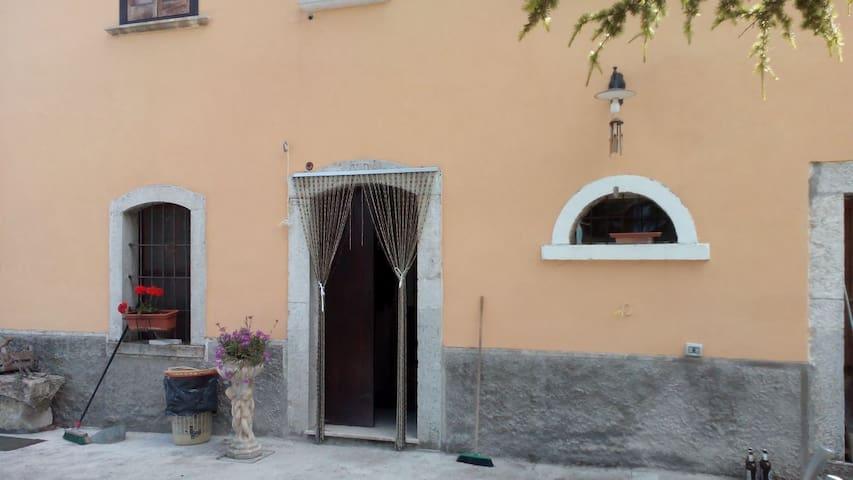 semplice casa colonica - Guardiaregia - Maison