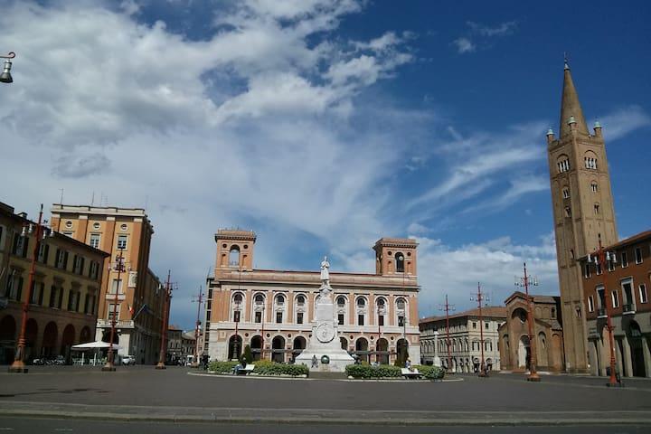 Forlì centro - stanza privata in appartamento - Forlì - Apartemen