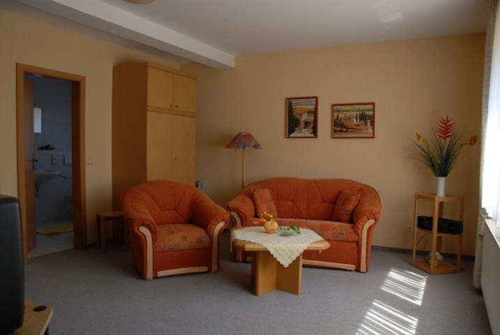 Appartements am Friedrichstein - Bad Wildungen - Huoneisto
