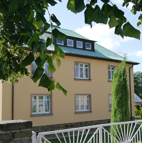 first class accommodation in the erzgebirge - Sehmatal - Departamento