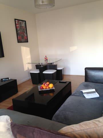 paris 2 pièce 50 m2 porte des lilas - Le Pré-Saint-Gervais - Leilighet