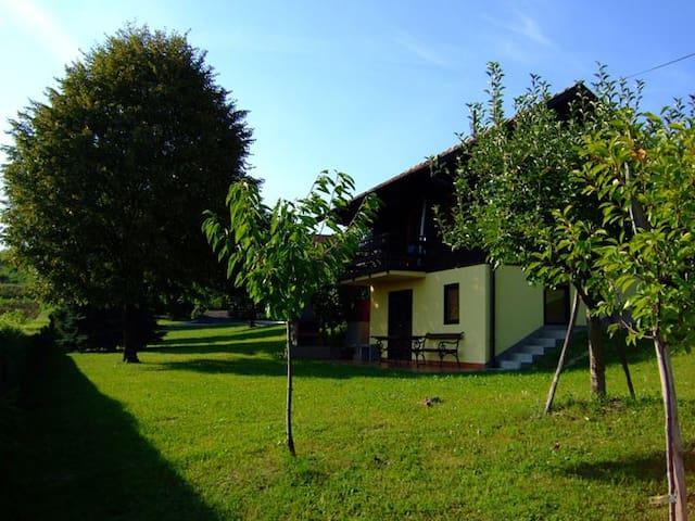 Sunceko house - Veliko Trgovišće - Maison