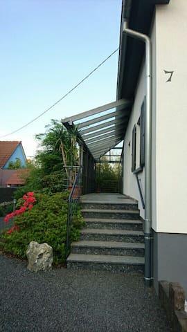 Chambre pour 2 dans  belle maison - Betschdorf - Huis