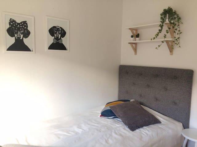 Rum nära universitetet och sjukhuset - Umeå