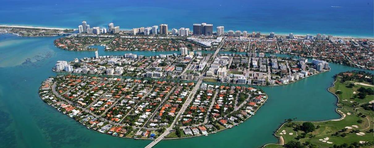 Charming Miami  Apartment/ Studio - Bay Harbor Islands