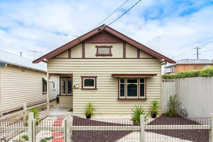 2BDR pet friendly Geelong West home - Geelong West - Haus