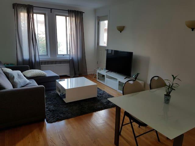 Rodrigo's home - Montreal