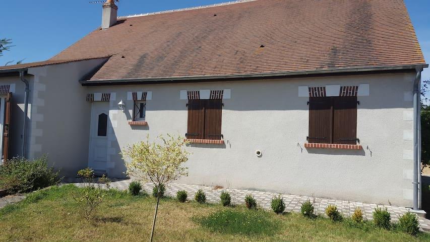 JOLIE MAISON PROCHE DE CHAMBORD - Muides-sur-Loire