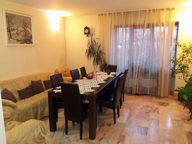 Authentic Romanian experience in peaceful home :) - București
