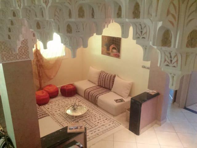 Dar Kadija: tradition and modernity - Meknes - Apartamento
