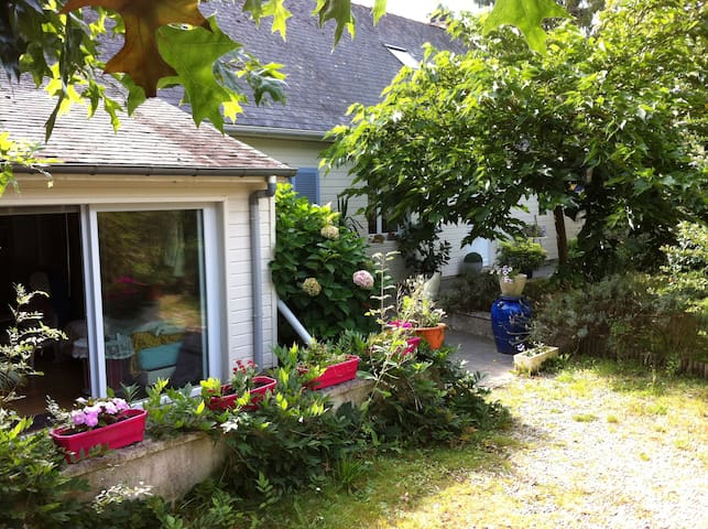Studio équipé à proximité de l'Erdre - Nort-sur-Erdre - Diğer
