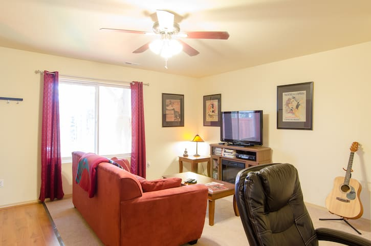 Remodeled Mother-In-Law Suite - Olympia