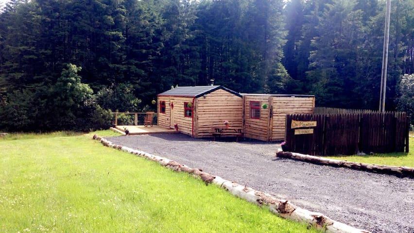 Ox Mountain Lodge - Sligo - Cabaña
