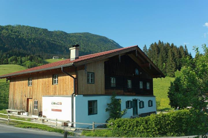 Ferienhaus Wiesbachgut, nahe der Stadt Salzburg - Abtenau - Ház
