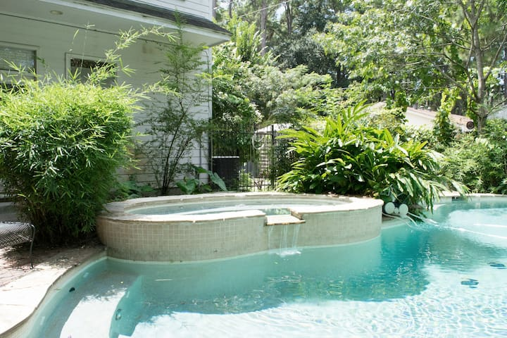Beautiful and Spacious Home (with a pool!) - Spring - Casa