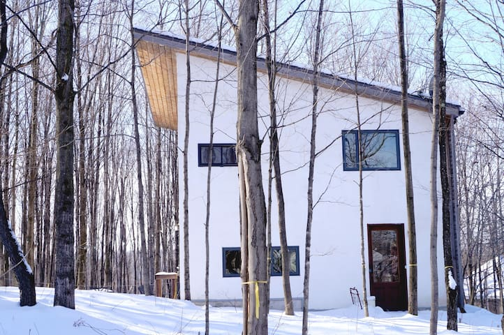Eco-House on top of the rock, Dunham (village) - Dunham - Aarde Huis