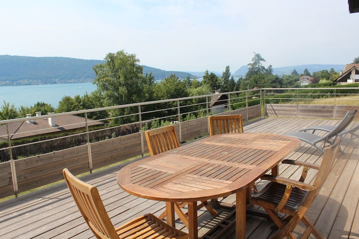 Maison 140m² face au Lac d'Annecy - Veyrier-du-Lac - Hus