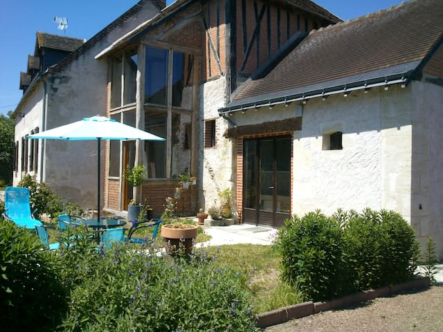 In the heart of Loire Valley - Noizay - Hus
