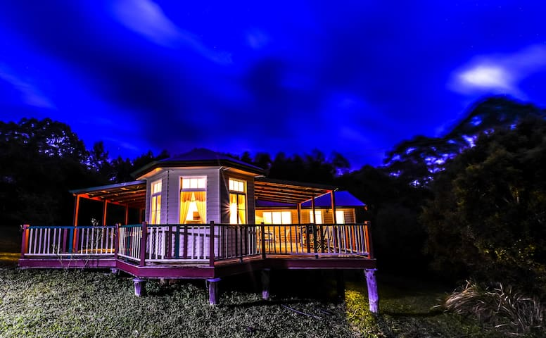 Hideaway Cottage beautiful country - Pinbarren - Cabane