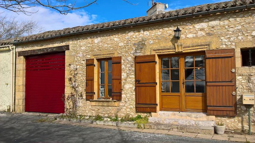 Maison Montagnac sur Lède - Monflanquin - Ev