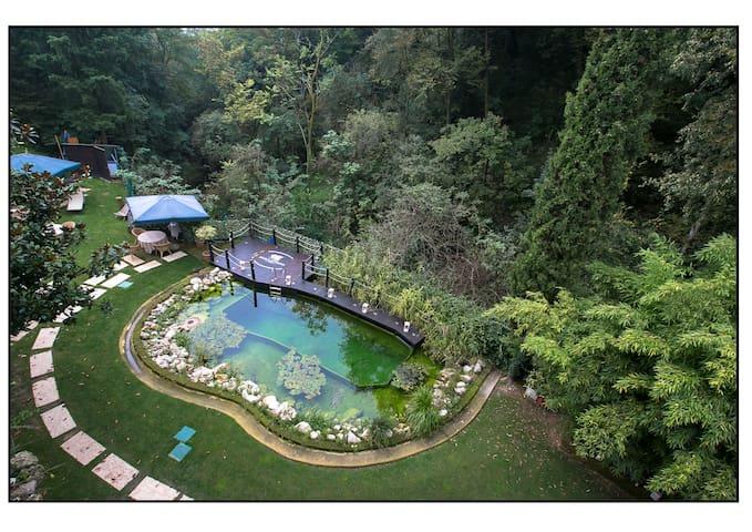 Platani Resort CAMERA ORTENSIA - caprino veronese - Bed & Breakfast