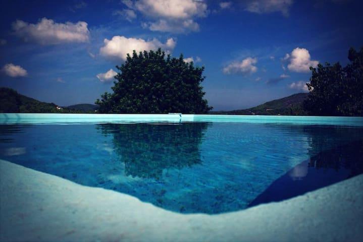 RoomA in Ibiza Country House w/Pool - Santa Eulària des Riu - House