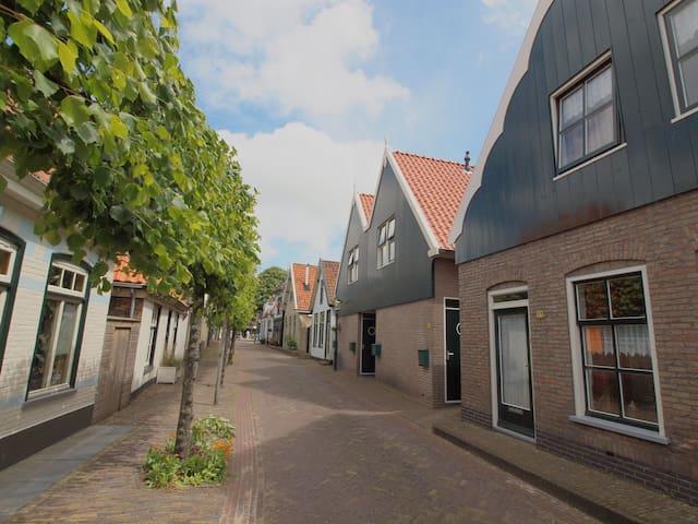 Gezellig twee persoons appartement op Texel - Den Burg - Huoneisto