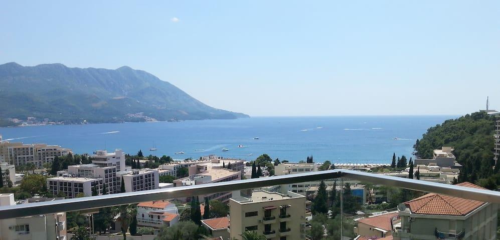 Beautiful sea view apartment - Boreti - Leilighet